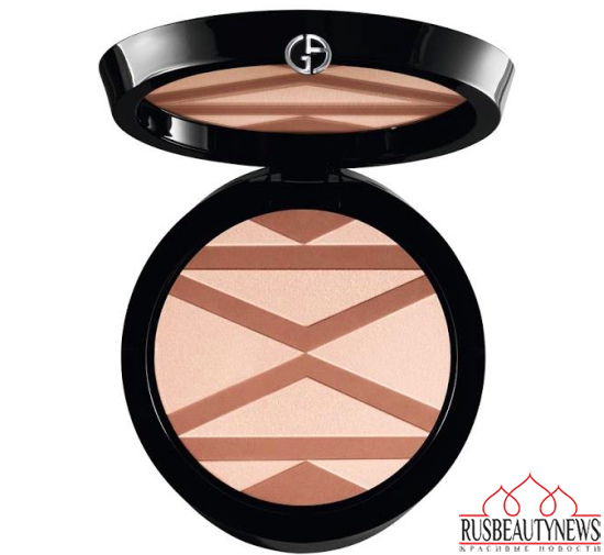 Giorgio Armani Sepia Spring 2016 Collection powder