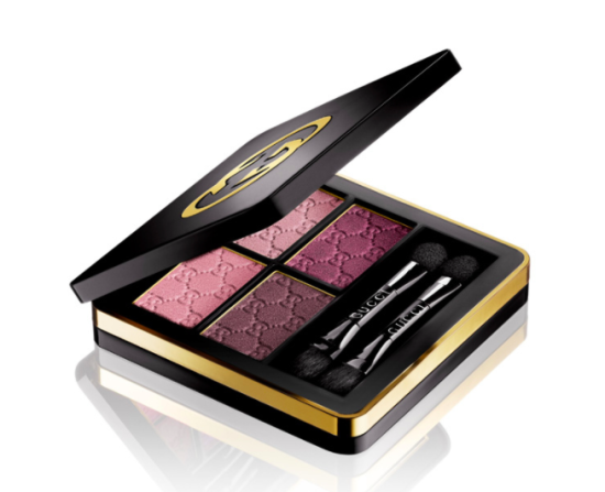 Gucci Cosmetics Spring:Summer 2016 Color Collection 4eyeshadow