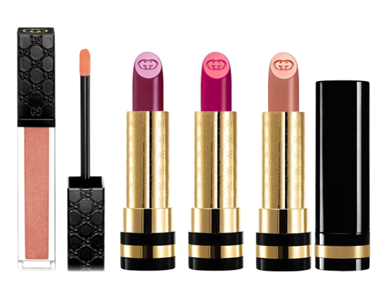 Gucci Cosmetics Spring:Summer 2016 Color Collection lipp