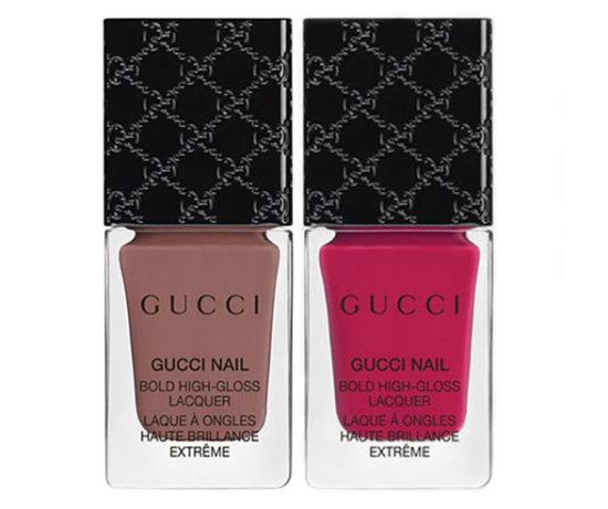 Gucci Cosmetics Spring:Summer 2016 Color Collection nail