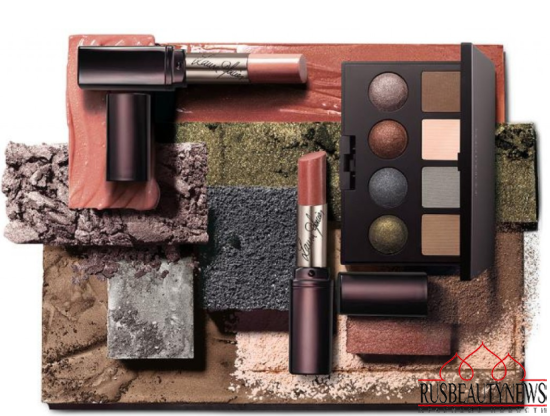 Laura Mercier Paris after the Rain Spring 2016 Collection look