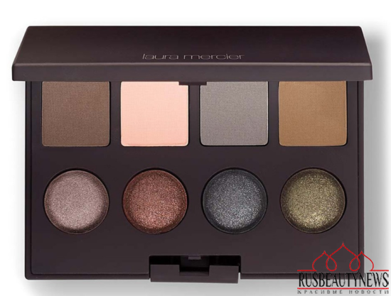 Laura Mercier Paris after the Rain Spring 2016 Collection palette