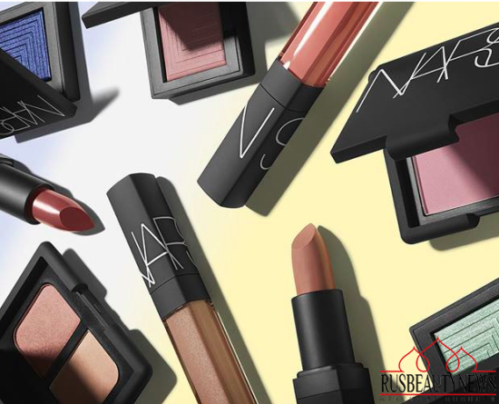 NARS Nouvelle Vogue Spring 2016 Collection look