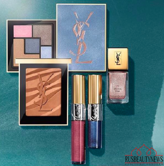 YSL Savage Escape Summer 2016 Collection