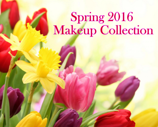 spring 2016 makeup collection обзор