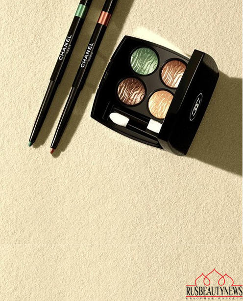 Chanel Dans La Lumiere de L'Ete Summer 2016 Collection eyeshadow