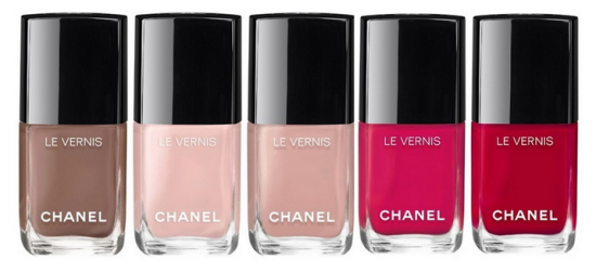 Chanel Le Vernis Nail Collection color1