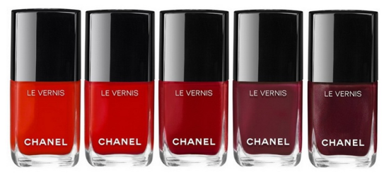 Chanel Le Vernis Nail Collection color2