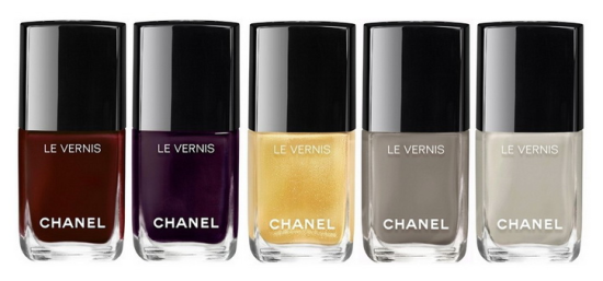 Chanel Le Vernis Nail Collection color3
