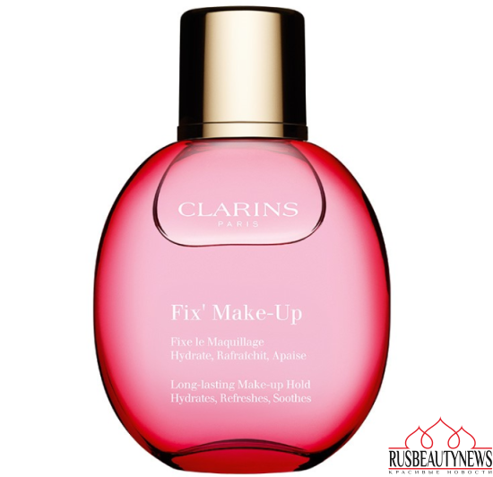 Clarins Hâle D'Été Summer 2016 Collection fix makeup