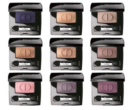 Dior Diorshow Summer 2016 Collection shadow