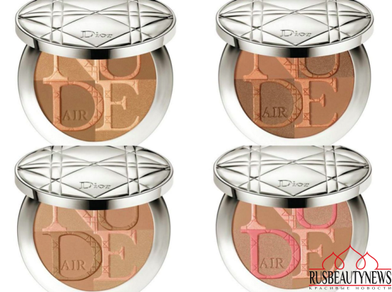 Dior Summer 2016 Milky Dots Collection bronzer