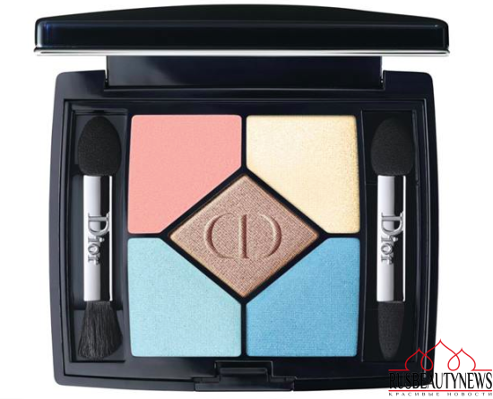 Dior Summer 2016 Milky Dots Collection eye2