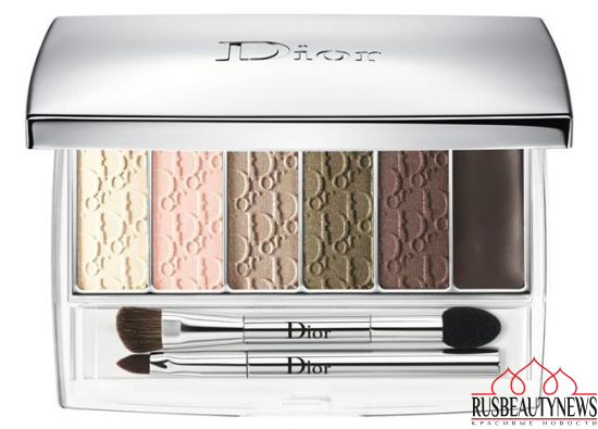 Dior Summer 2016 Milky Dots Collection eyepalette