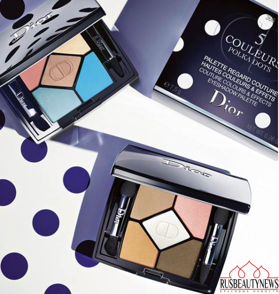 Dior Summer 2016 Milky Dots Collection eyepalettelook