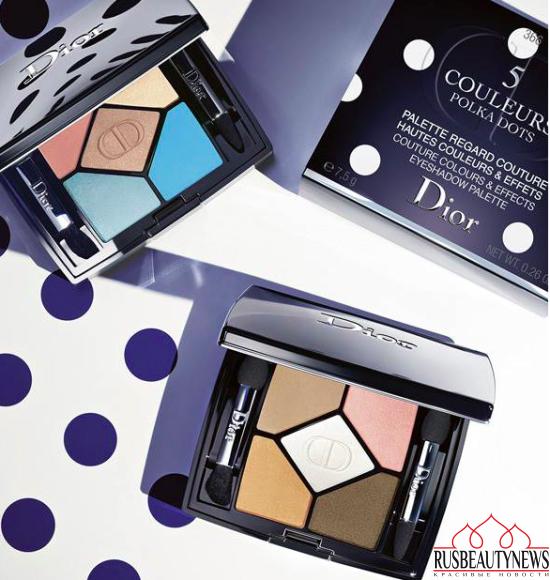 Dior Summer 2016 Milky Dots Collection eyepalettelook