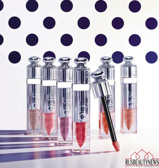 Dior Summer 2016 Milky Dots Collection liptintlook