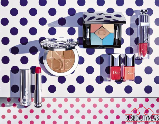 Dior Summer 2016 Milky Dots Collection look2