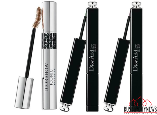 Dior Summer 2016 Milky Dots Collection mascara and liner