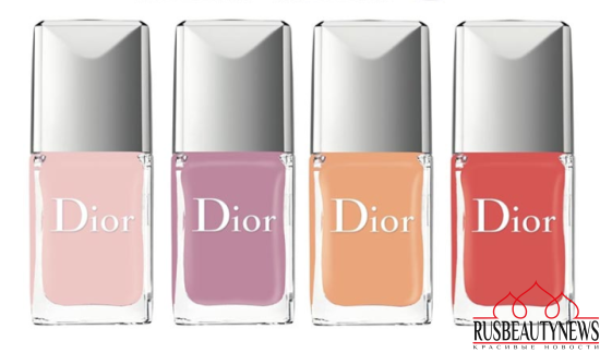Dior Summer 2016 Milky Dots Collection nail2