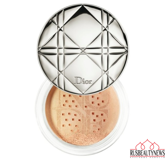Dior Summer 2016 Milky Dots Collection powder