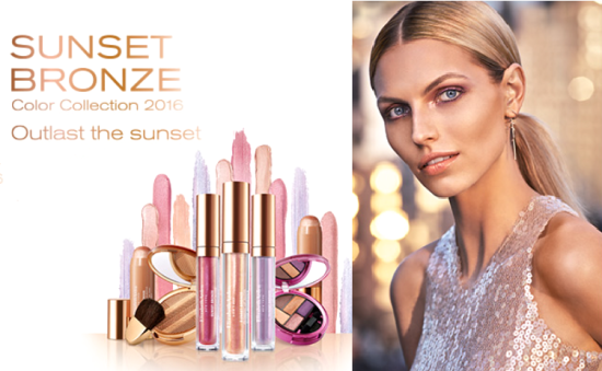 Elizabeth Arden Sunset Bronze Summer 2016 Colour Collection