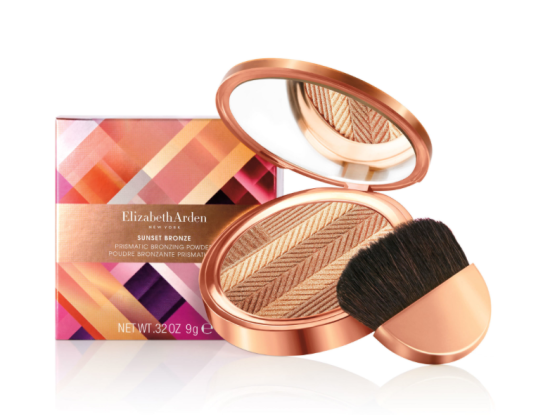 Elizabeth Arden Sunset Bronze Summer 2016 Colour Collection bronzer