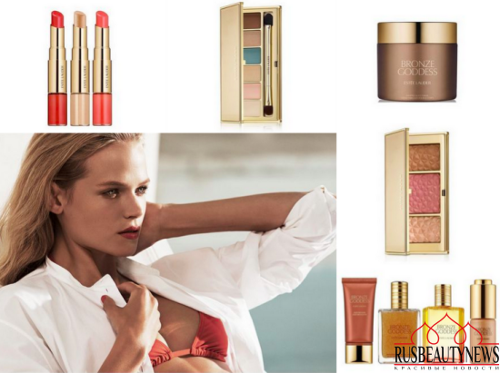 Estee Lauder Bronze Goddess Summer Glow 2016 Collection