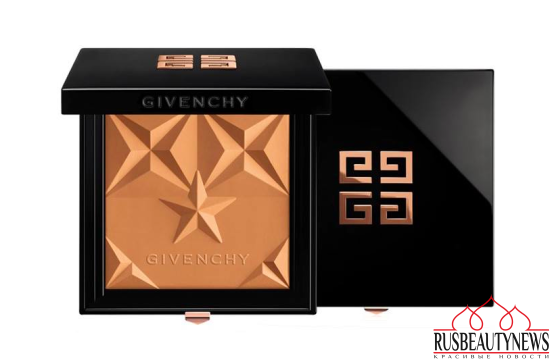 Givenchy Les Saisons Summer 2016 Collection bronzer