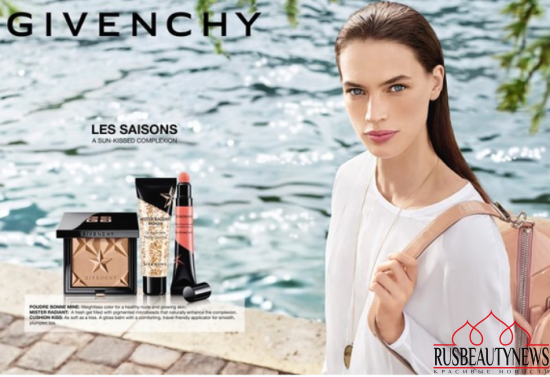 Givenchy Les Saisons Summer 2016 Collection  look1