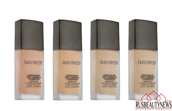 Laura Mercier Candleglow Soft Luminous Foundation look2