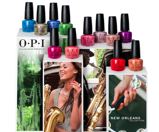 OPI New Orleans Collection for Spring Summer 2016