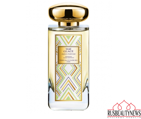 Terry de Gunzburg Thé Glacé Aqua Parfum russian gold edition