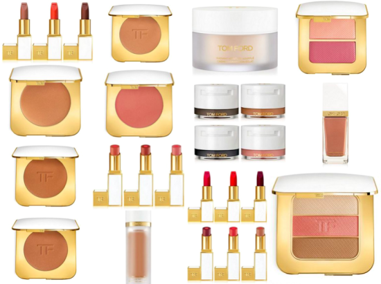 Tom Ford Soleil Summer 2016 Collection