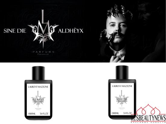 Новые ароматы LM Parfums- Sine Die и Aldheyx