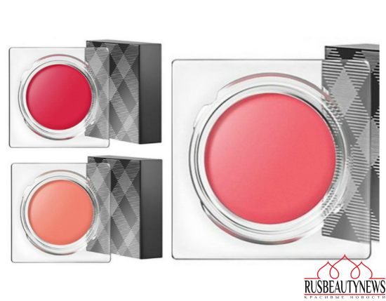 Burberry Cosmetics London with Love Collection for Summer 2016 blush