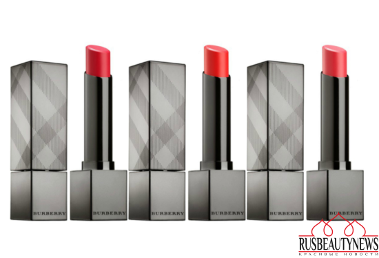 Burberry Cosmetics London with Love Collection for Summer 2016 lipp