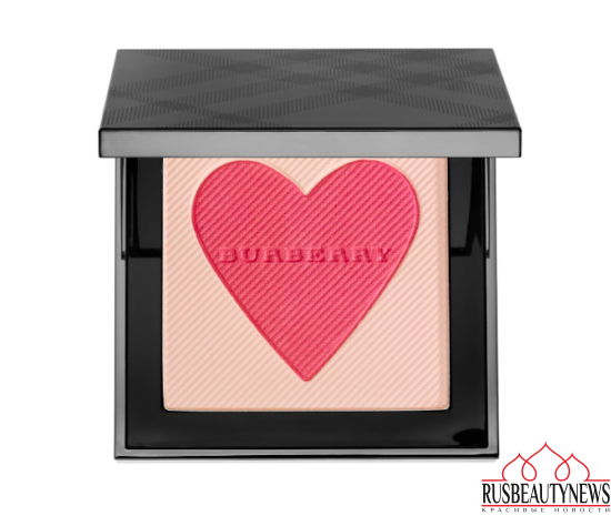 Burberry Cosmetics London with Love Collection for Summer 2016 palette