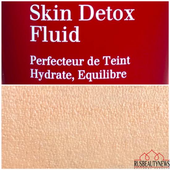 Clarins BB Skin Detox Fluid SPF 25 01 light