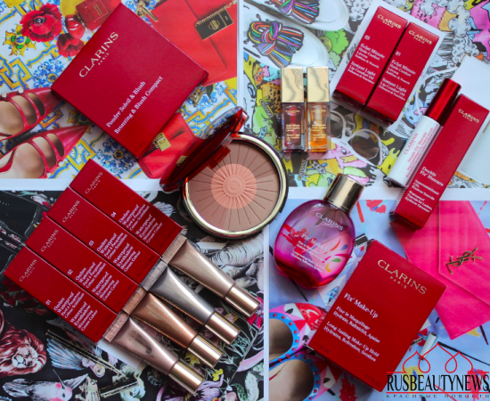 Clarins Hâle D'Été Summer 2016 Collection Review