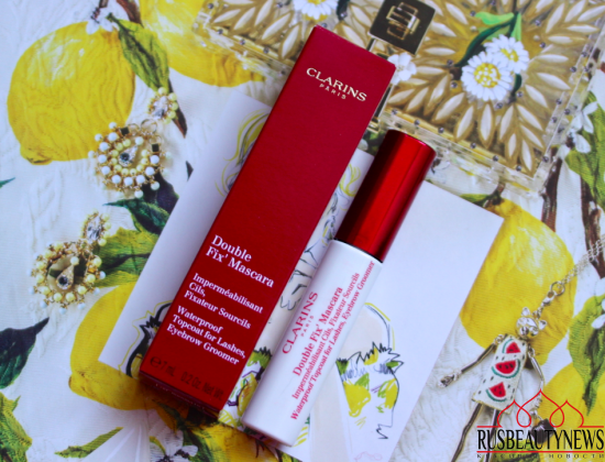 Clarins Hâle D'Été Summer 2016 Collection eyebrow mascara