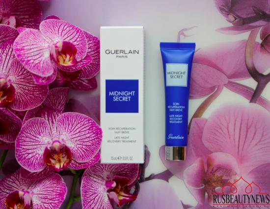 Guerlain My Super Tips Midnight Secret Review