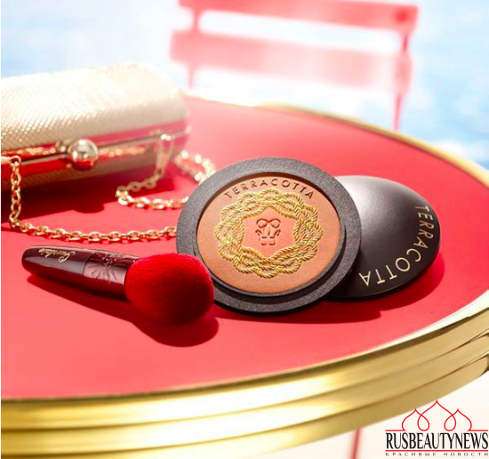Guerlain Terracotta Summer 2016 Collection look
