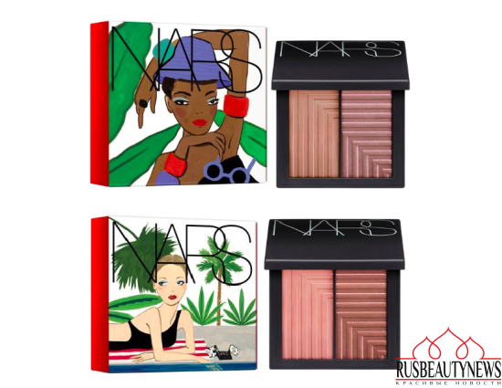 NARS Summer 2016 Makeup Collection blush