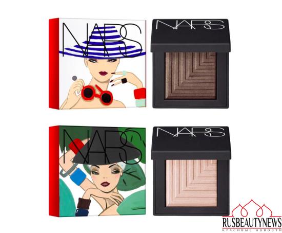 NARS Summer 2016 Makeup Collection eye