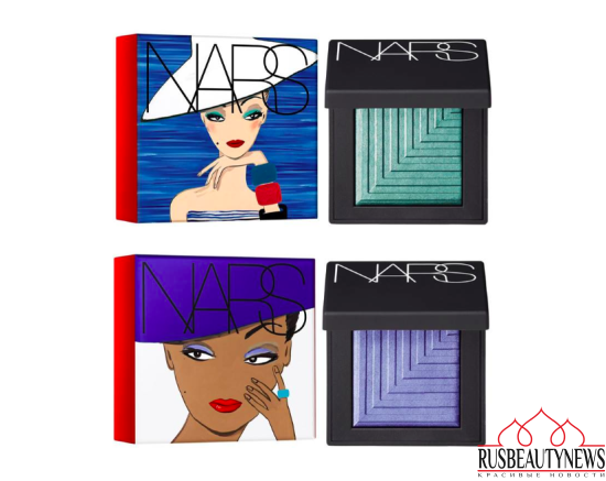 NARS Summer 2016 Makeup Collection eyeshadow