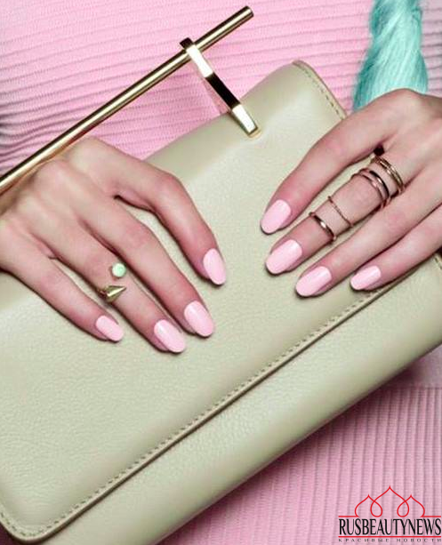 OPI Soft Shades Pastel Spring 2016 Collection  look