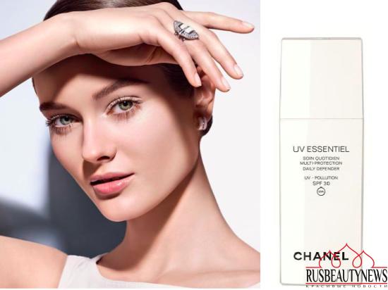Chanel UV Essentiel 2016