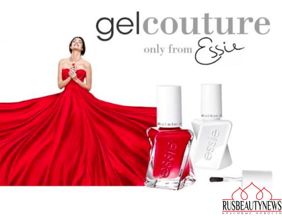Essie Gel Couture Nail Collection