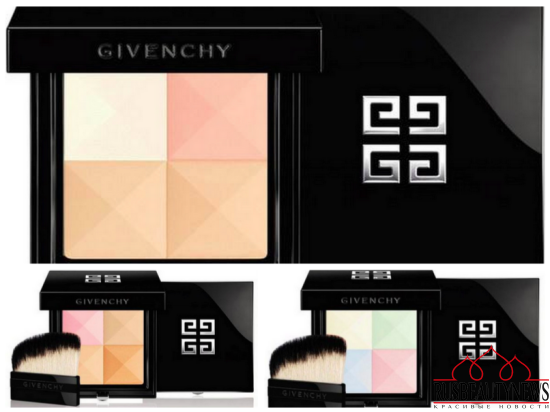 Givenchy Prisme Visage 2016 look1
